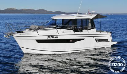 Motor boat Jeanneau Merry Fisher 895 (2017)