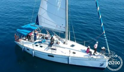 Sailboat Beneteau Oceanis 351 (1996)