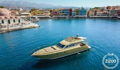 Motor boat Dufin 57 (1994)