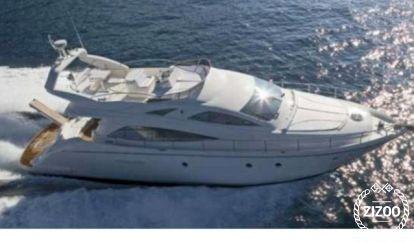 Barco a motor Aicon 54 Fly (2008)