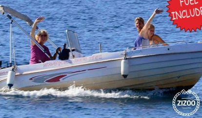 Motorboot Volos Marine . (2012)