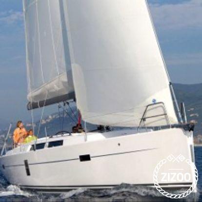 Zeilboot Hanse 445 (2012)