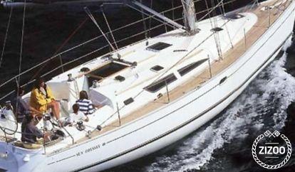 Sailboat Jeanneau Sun Odyssey 40 (2001)