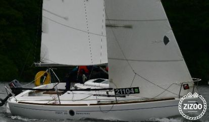 Sailboat Beneteau First 211 (2007)