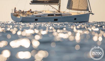 Sailboat Hanse 508 (2020)