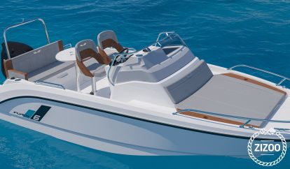 Speedboot Beneteau Flyer 6 Sun Deck (2020)