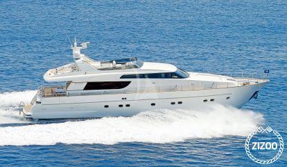 Barco a motor San Lorenzo 72 (2006)