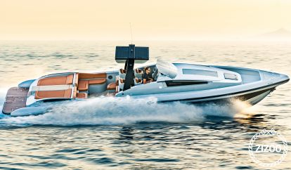 Motor boat Skipper BSK (2017)