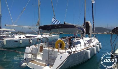 Sailboat Beneteau Oceanis 46 (2009)