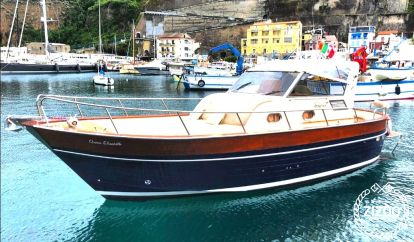 Motor boat Apreamare Smeraldo 12 (2002)
