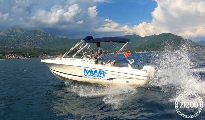 Speedboat Jeanneau Cap Camarat 6.25 (2006)