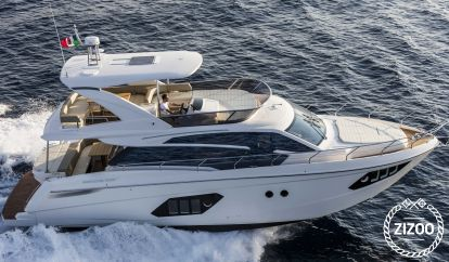 Motor boat Absolute 52 Fly (2015)