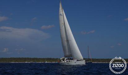 Sailboat Hanse 540e (2008)