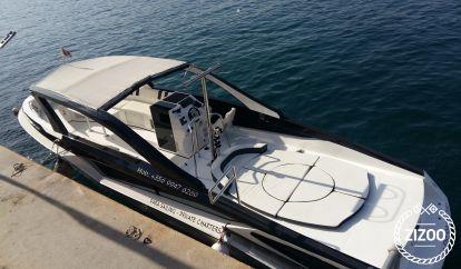 Motorboot Custom Built (2015)