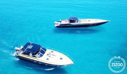 Motor boat Cranchi Mediterranee 40 (1992)