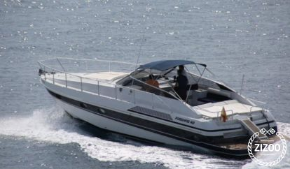 Motorboot Pershing 40 (1997)