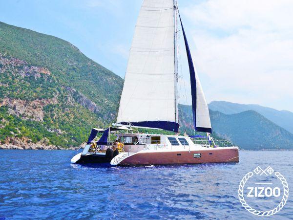 Katamaran Caribe Catamarans 70 - 2018 (Umbau 2018)-1