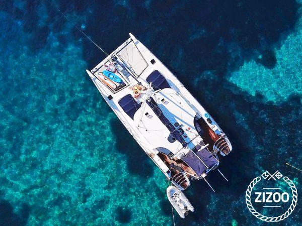 Katamaran Caribe Catamarans 70 - 2018 (Umbau 2018)-0