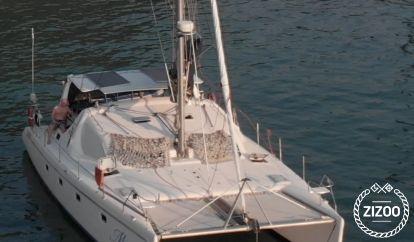 Catamarán Maxim 380 (2005)
