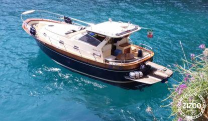 Barco a motor Nautica Esposito Futura Positano Cabin 38 (2003)