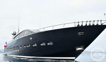 Motor boat Leopard Leopard 31 Open (2011)