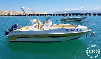 Speedboat Blumax 19 Open (2015)
