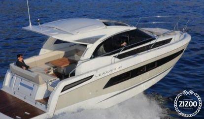 Motor boat Jeanneau Leader 33 (2018)