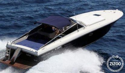 Motor boat Itama 38 (2002)