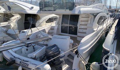 Motor boat Majesty 50 Fly (2009)