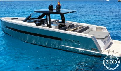 Barco a motor Fjord 52 Open (2019)