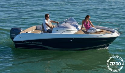 Motorboot Jeanneau Cap Camarat 5.5 WA S2 (2020)