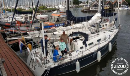 Segelboot Beneteau First 36.7 (2002)