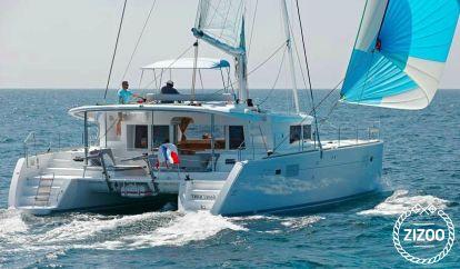 Catamaran Lagoon 450 S (2017)