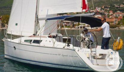 Sailboat Jeanneau Sun Odyssey 32 i (2009)