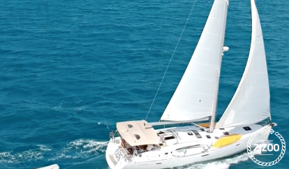 Sailboat Beneteau Oceanis 54 (2013)