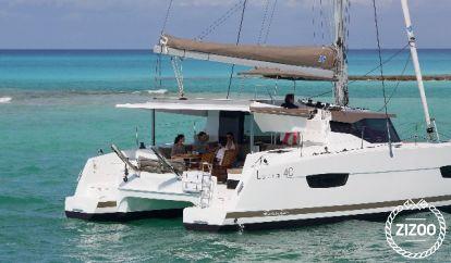 Catamarán Fountaine Pajot Lucia 40 (2017)