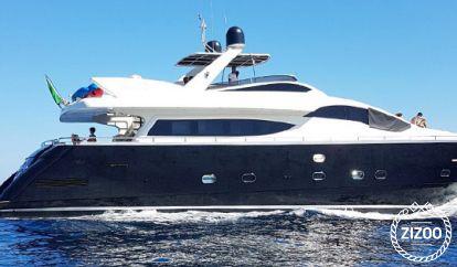 Barco a motor Antago 82 (2005)