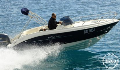 Lancha motora Eolo 590 Day (2020)