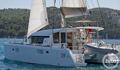 Catamarán Lagoon 39 (2014)