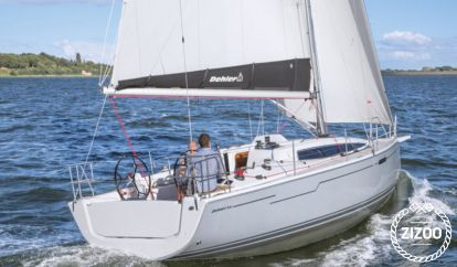 Sailboat Dehler 34 (2017)