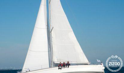 Barca a vela Hanse 430e (2007)