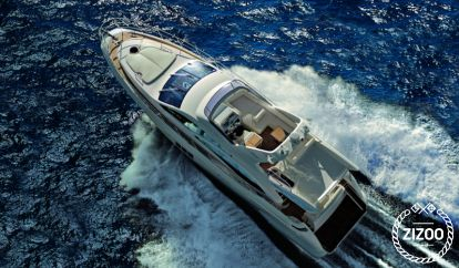 Motorboot Azimut 58 (2010)