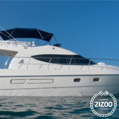 Motorboot Azimut 400 (2001)