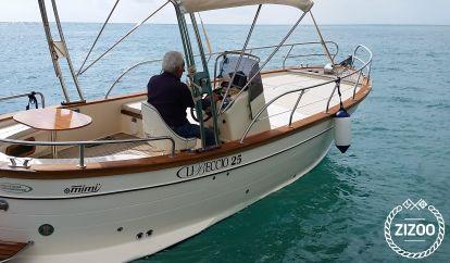 Motorboot Mimi Libeccio (2011)