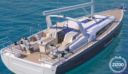 Sailboat Beneteau Oceanis 46.1 (2019)