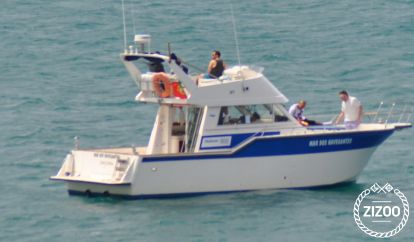 Motor boat Rodman 1250 (1994)
