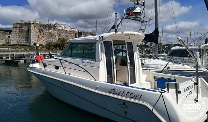 Motor boat Faeton Moraga 1040 (2008)