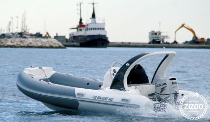 Neumática Ris Marine 480 (2019)