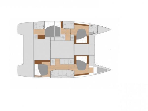 Catamaran Fountaine Pajot Saona 47 (2020)-1