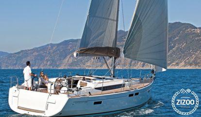 Sailboat Jeanneau Sun Odyssey 519 (2020)
